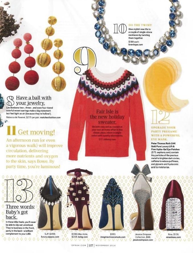 O, The Oprah Magazine - November 2016