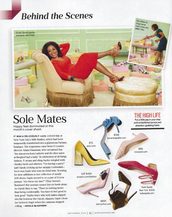 O, The Oprah Magazine - September 2016