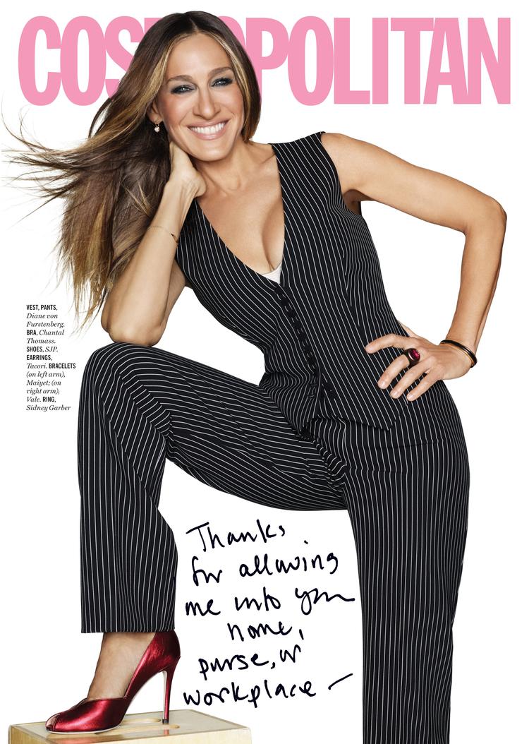 Cosmopolitan - August 2015