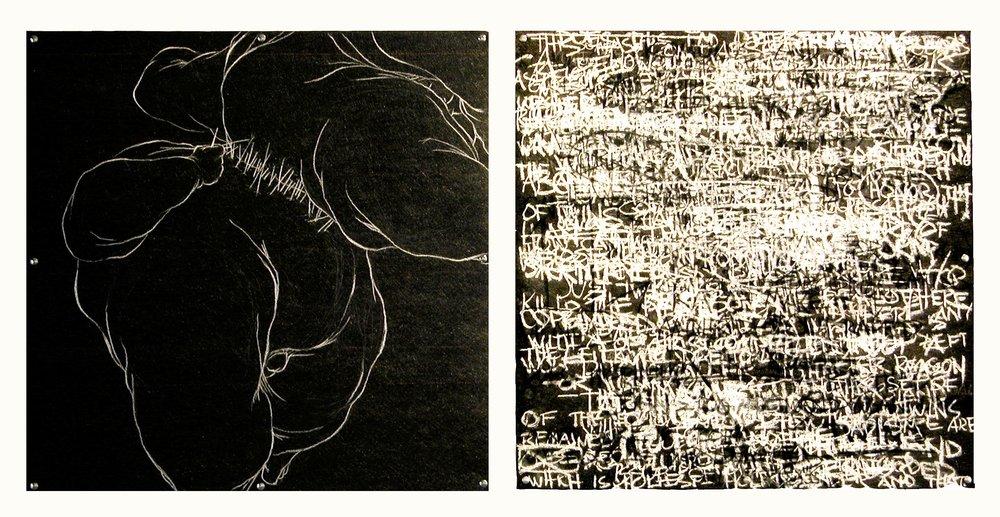 Remus&Romulus:chalk&crayon on fiberglass paper:76x38%22.jpg