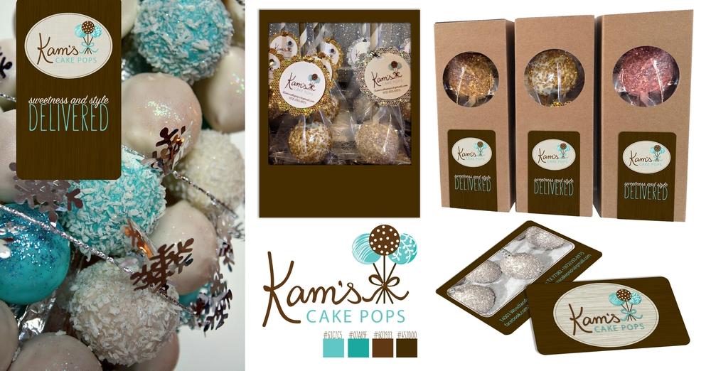 Kam's Cake Pops