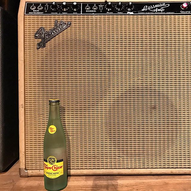 I think we've had at least 3 case of #topochico during this session