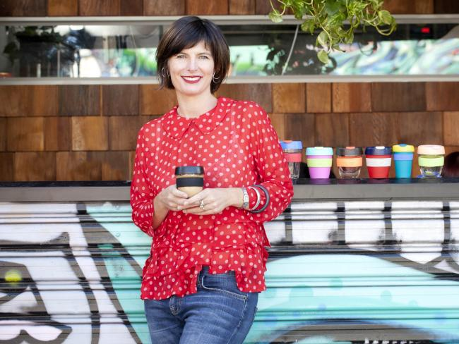 KeepCups are in hot demand, says chief executive Abigail Forsyth