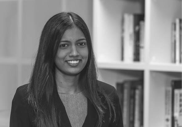Priya Kumar - Consultant