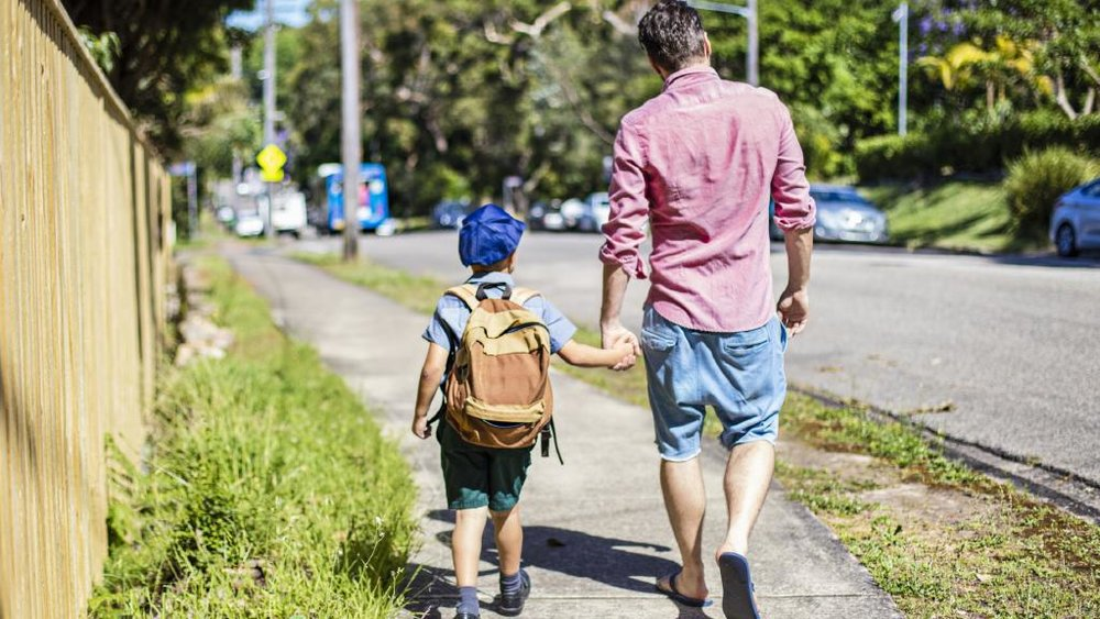 Marist180 is seeking foster carers by Christmas. Stock photo
