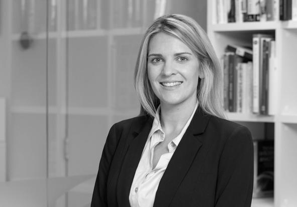 Larissa Mallinson - Senior ConsultantMBA