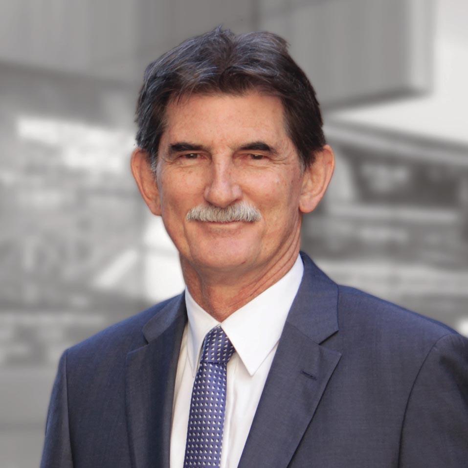 Rod Frail - Senior ConsultantBA