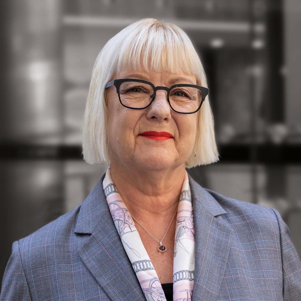 Adrienne Bateup-Carlson - DirectorBachelor of Arts