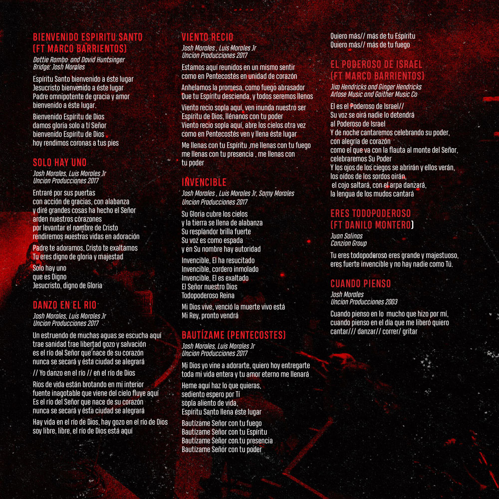 pentecostes playlist