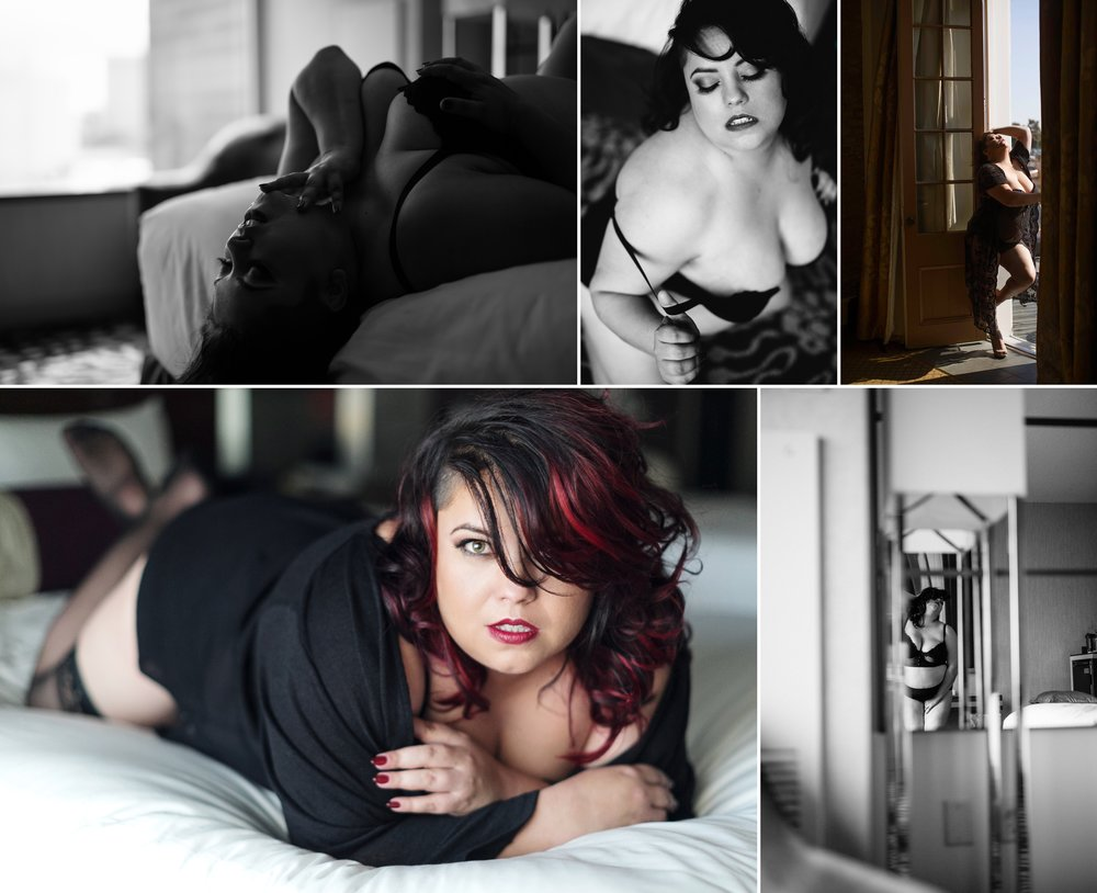 Photography by Teri Hofford, Sioux Falls Boudoir by Shalista and Kara Leigh