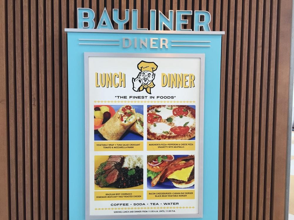 Bayliner Diner Specials