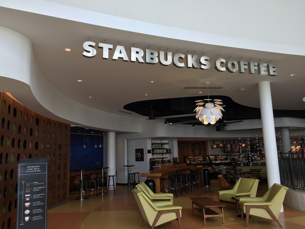 Starbucks Cabana Bay