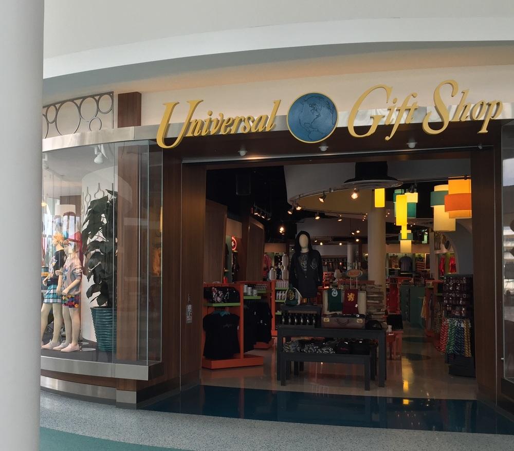 Universal Gift Shop at Cabana Bay