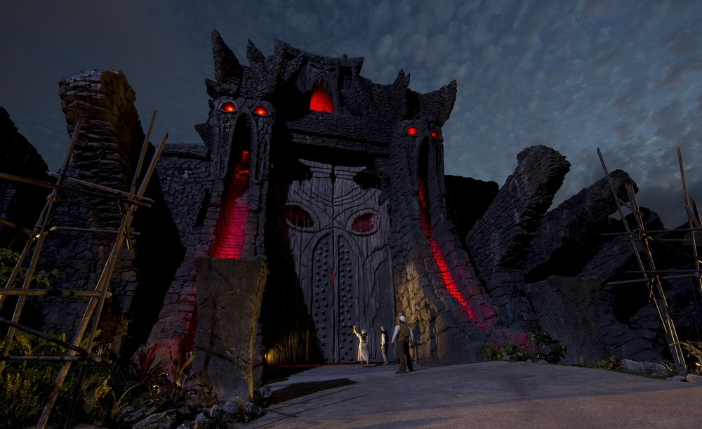 Skull Island: Reign of Kong Great Wall