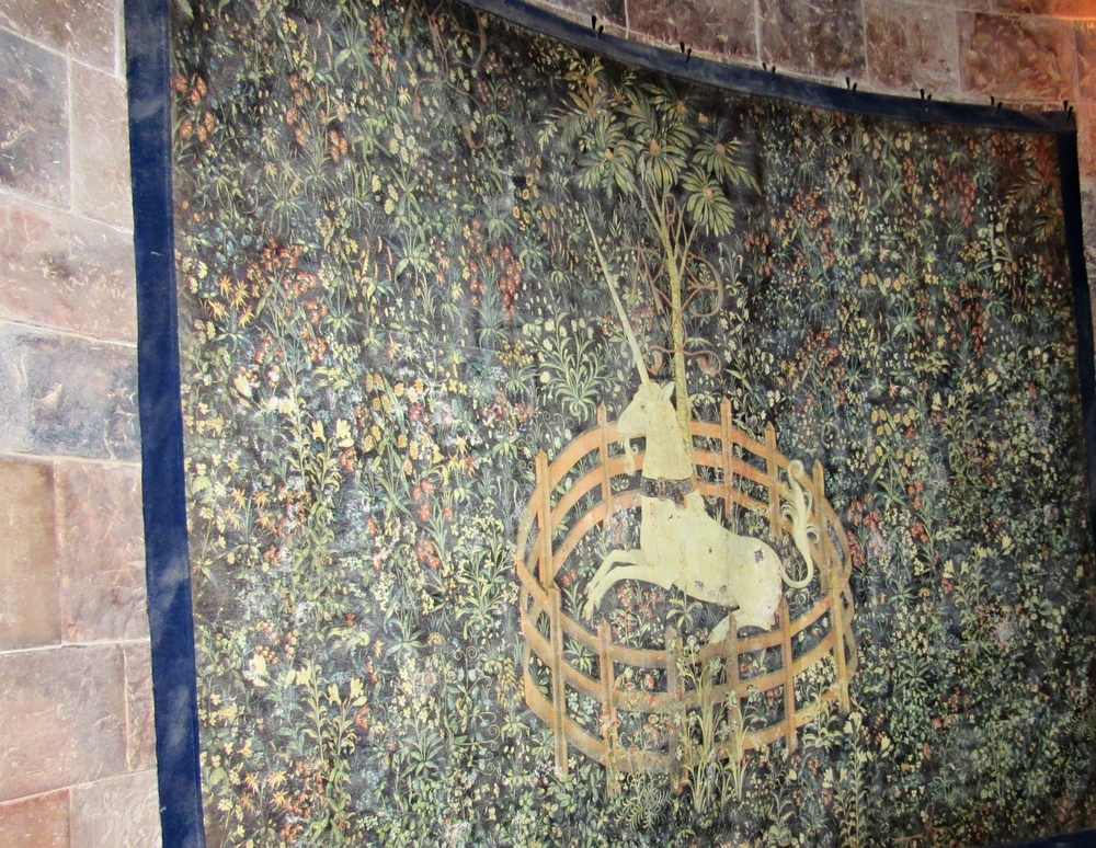 Unicorn Tapestry in the Forbidden Journey Queue