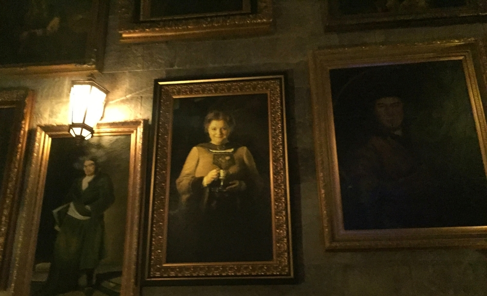 Portraits in the Forbidden Journey Queue