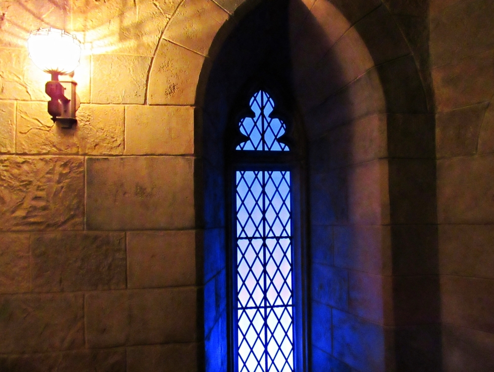 Window Located in the Forbidden Journey Queue