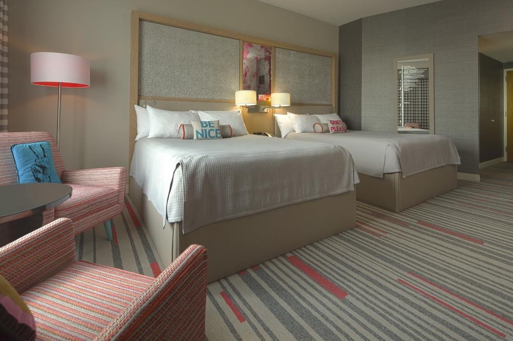 Hard Rock Hotel Standard Room
