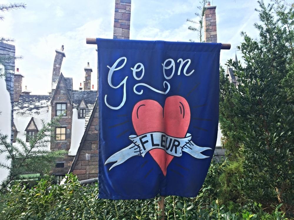Support Fleur Banner in Dragon Challenge Queue