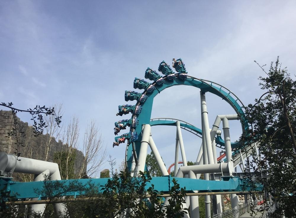 Dragon Challenge Loop