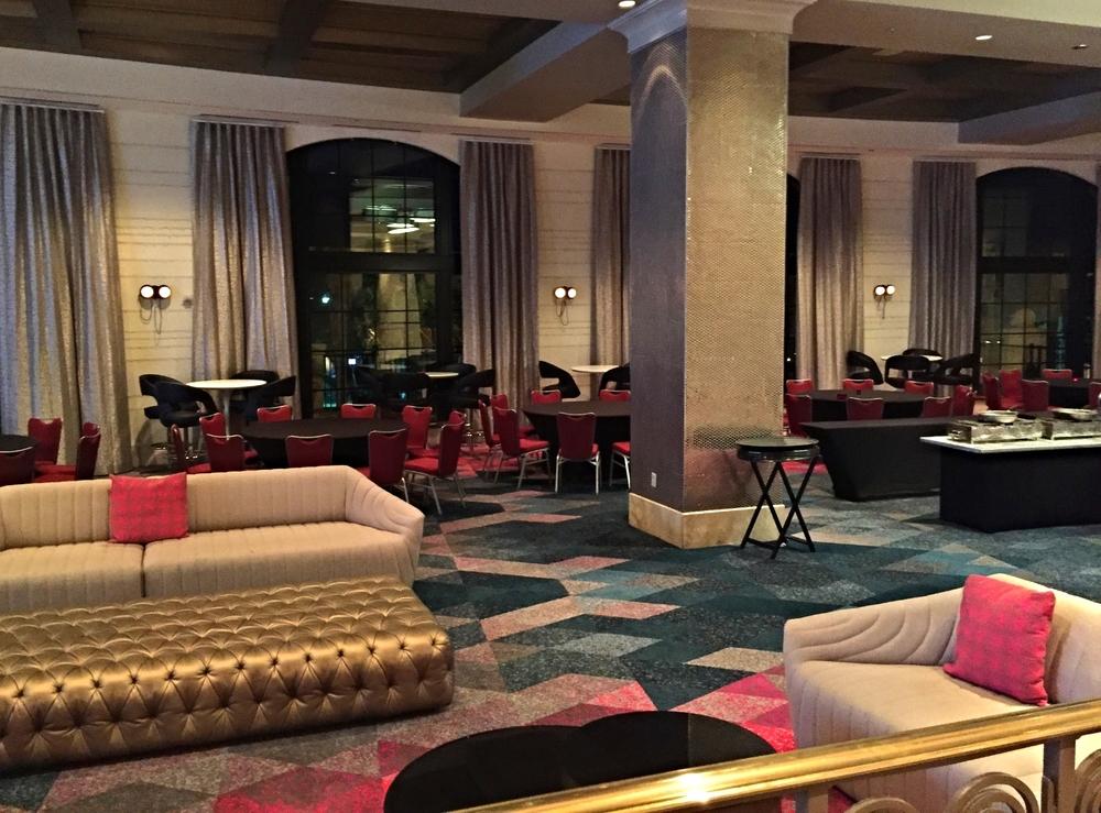Velvet Bar at Hard Rock Hotel Orlando