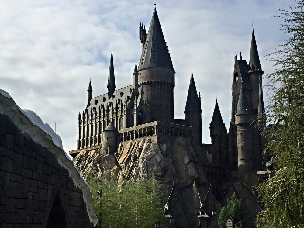 Hard Rock Hotel guests get early entry to The Wizarding World of Harry Potter.