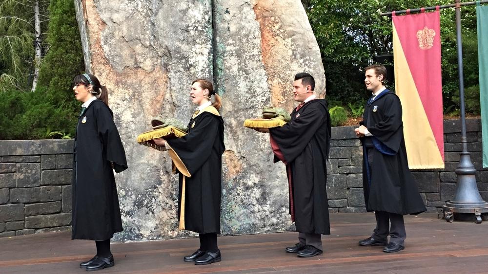 Frog Choir Singers