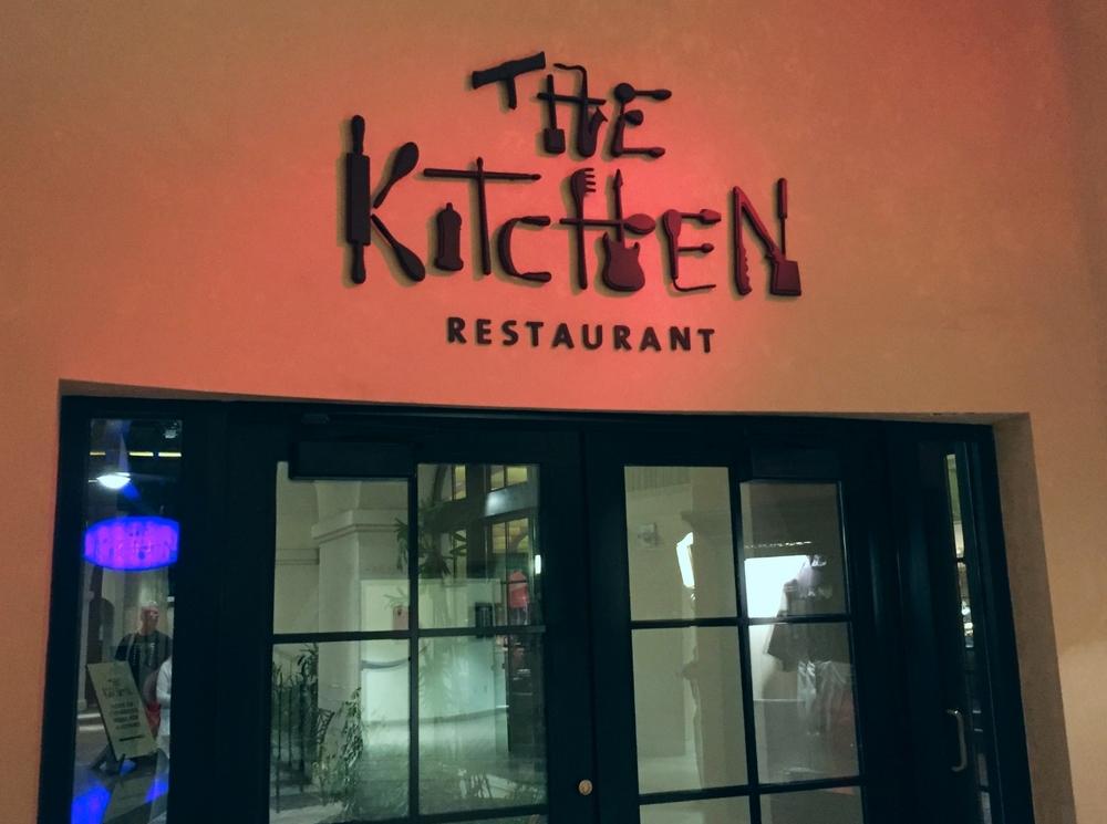 The Kitchen Restaurant in Hard Rock Hotel Orlando