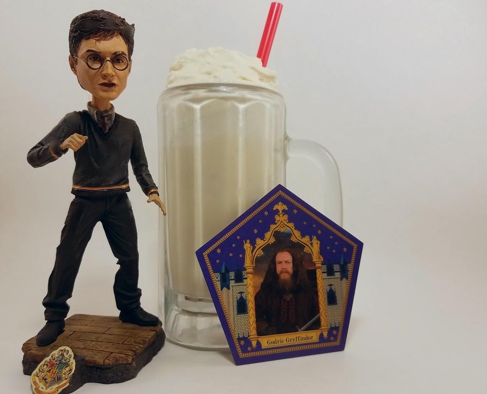 Wizarding World inspired Butterbeer cooler.