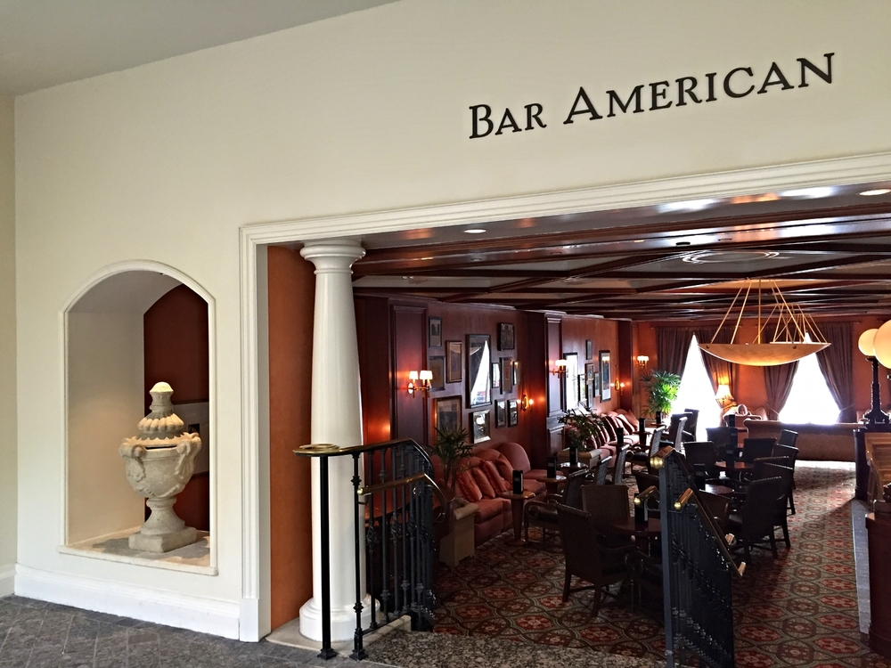 Bar American at Loews Portofino Bay Resort