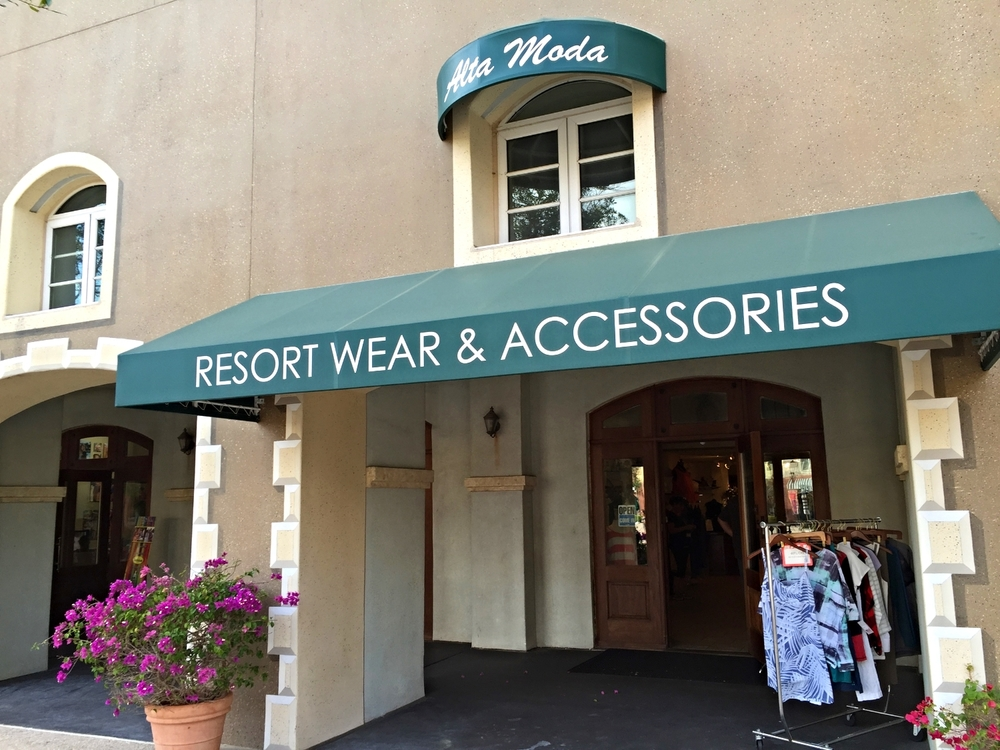 Alta Moda at Loews Portofino Bay Resort