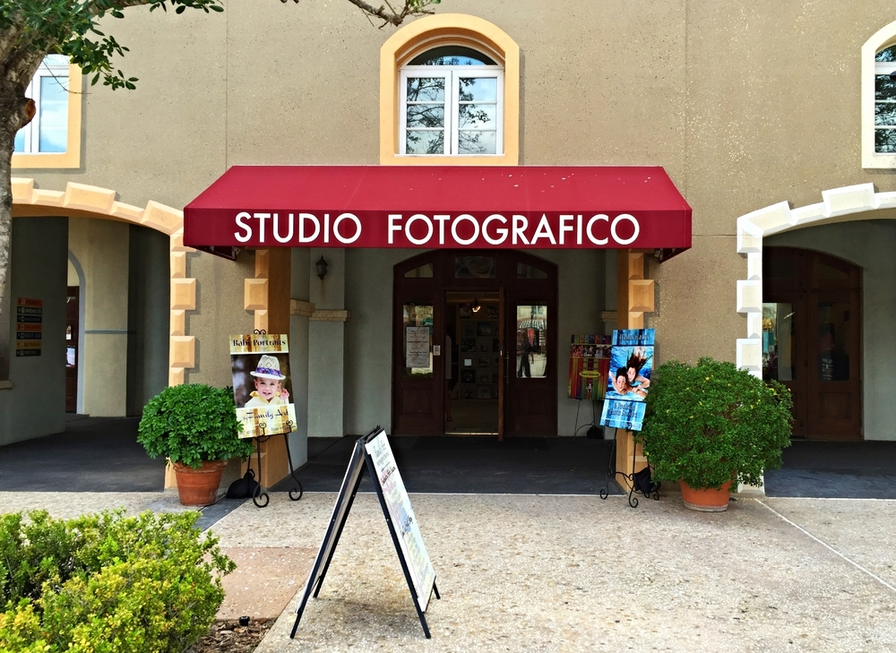 Studio Fotografico at Loews Portofino Bay Resort
