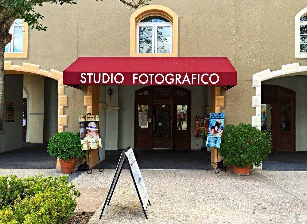 Studio Fotografico at Loews Portofino Bay Resort
