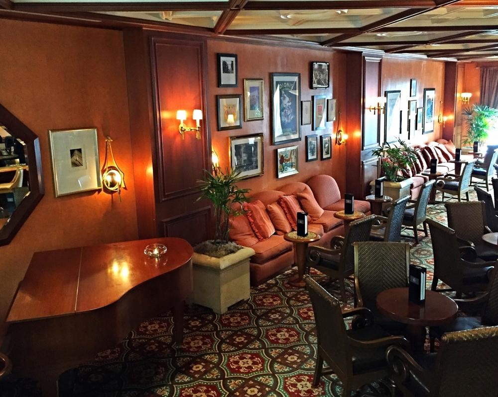 Bar American at Loews Portofino Bay Resort.