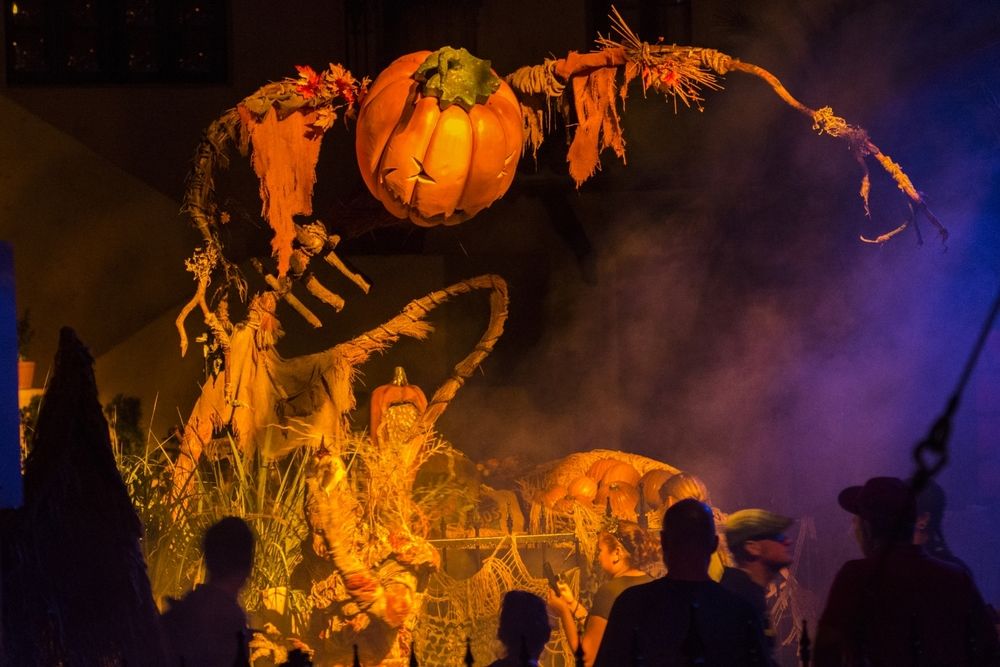 Tickets for Halloween Horror Nights 26 are on sale now. Image credit: Universal Orlando Resort.