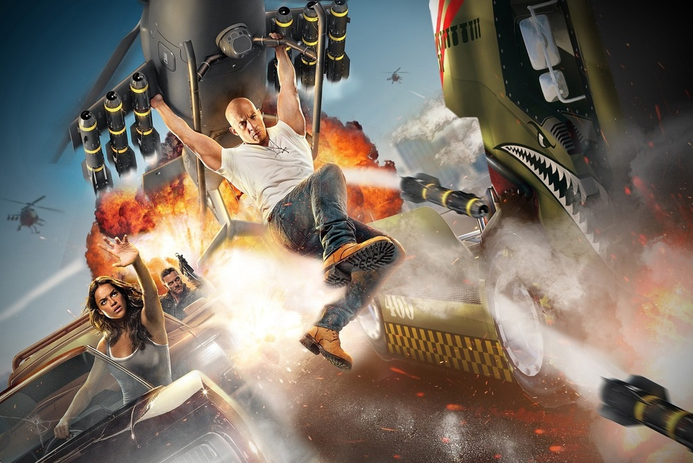 Coming in 2018 to Universal Studios Florida - Fast and Furious: Supercharged.