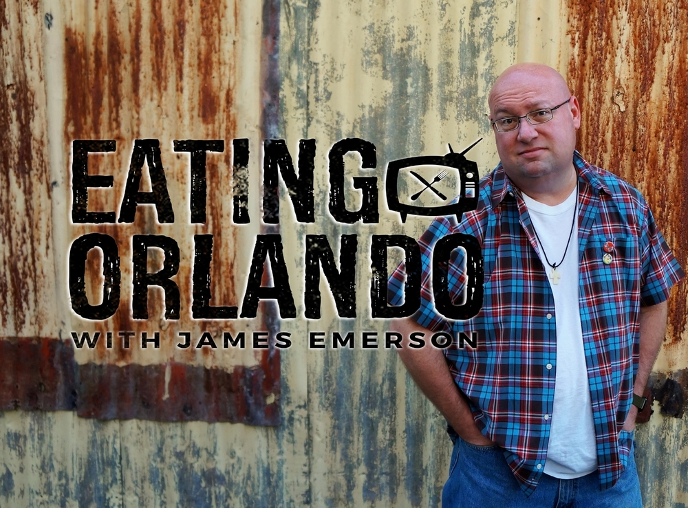 Eating Orlando With James Emerson. Copyright James Emerson. All rights reserved.