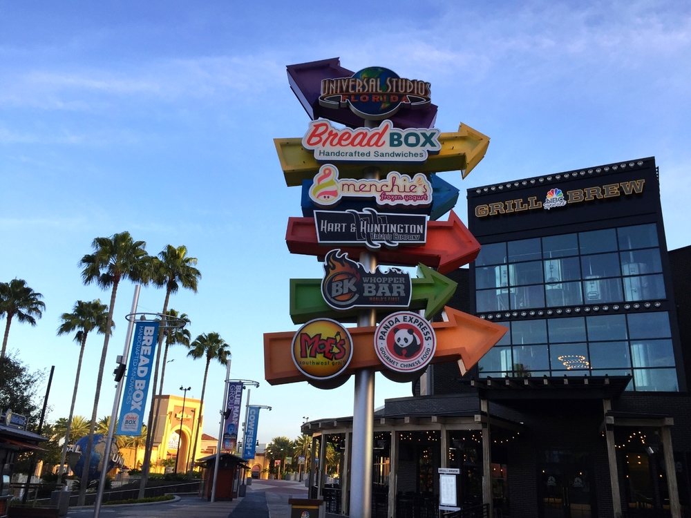 See how much you can expect to pay for lunch and dinner at all of the major restaurants in CityWalk Orlando.