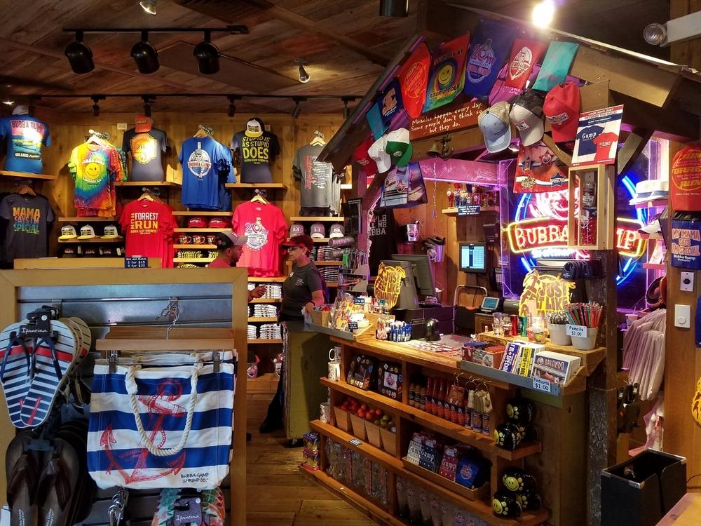 Forrest Gump Merchandise Store