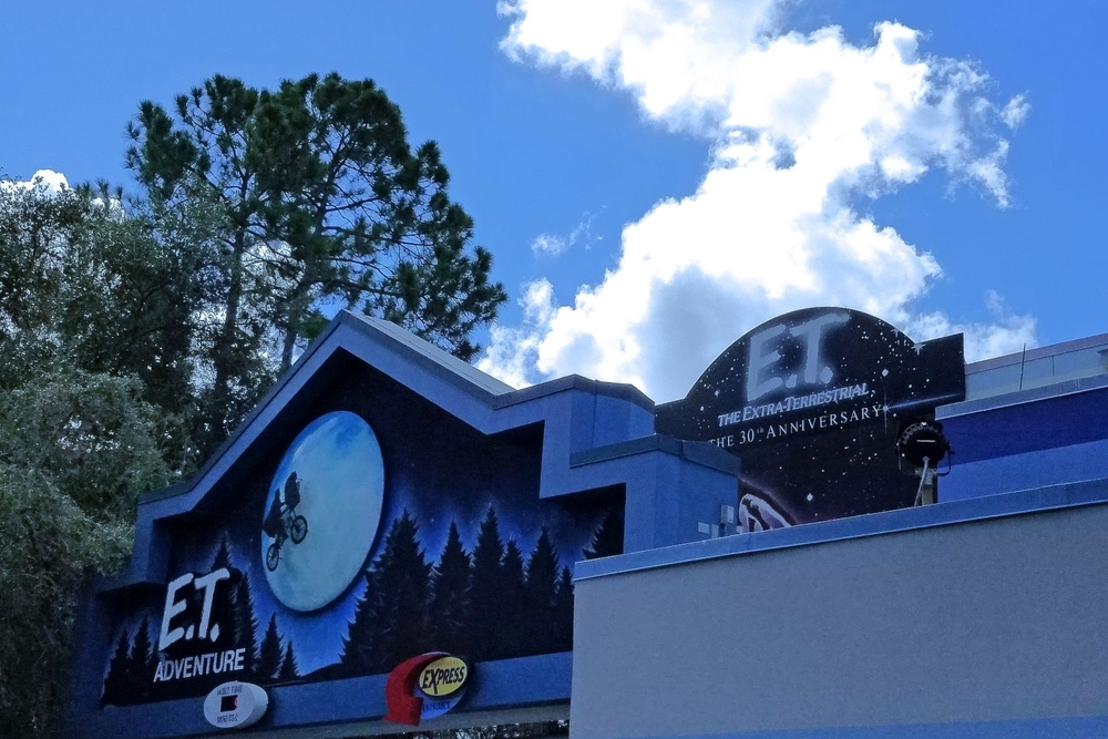 Read about E.T. Adventure, the oldest ride in Universal Studios Florida.