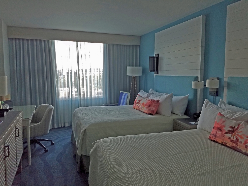 Loews Sapphire Falls Resort Room 2 Queen Beds