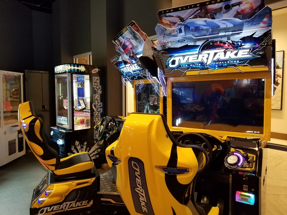 Racing Games in Calypso Game Zone