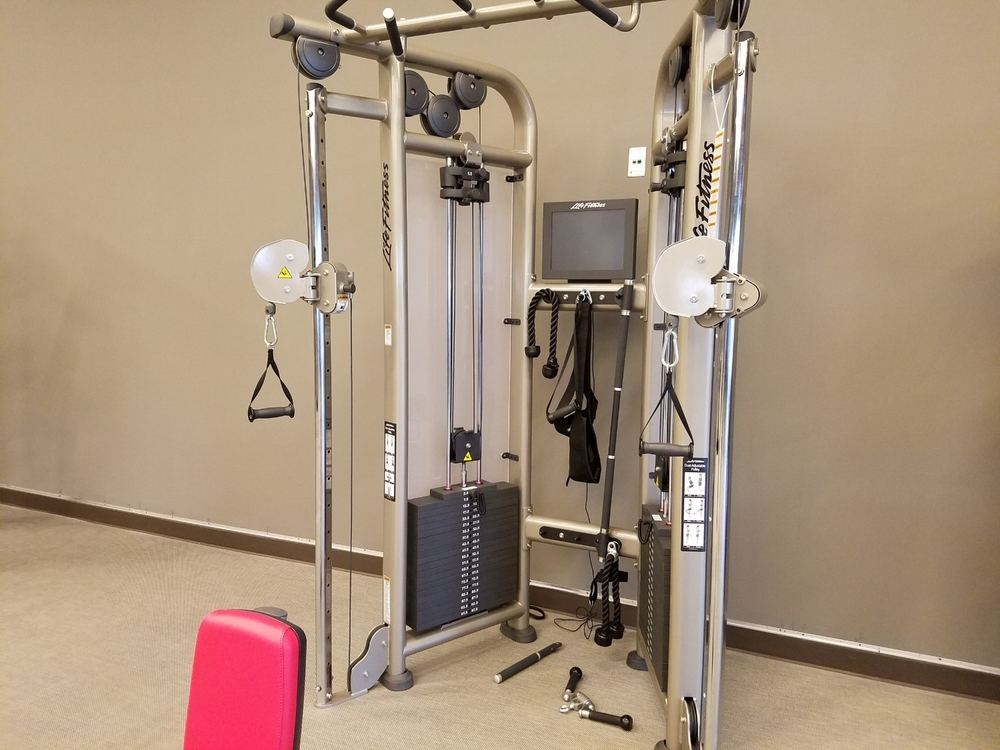 Kalina Health and Fitness Workout Station