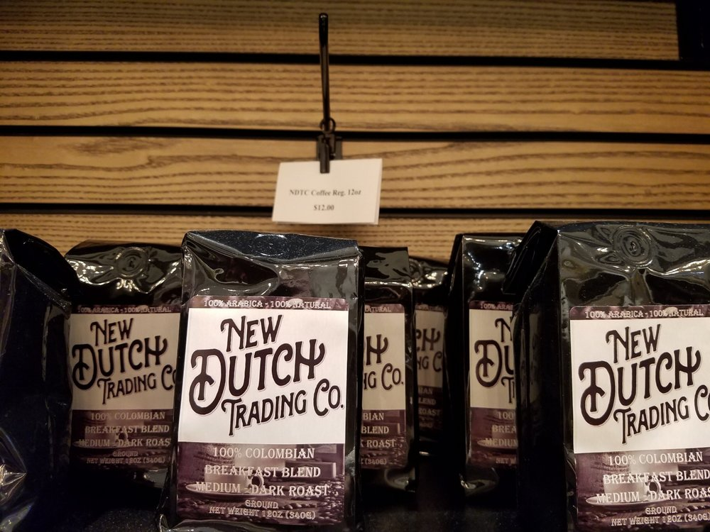 New Dutch Trading Co. Coffee