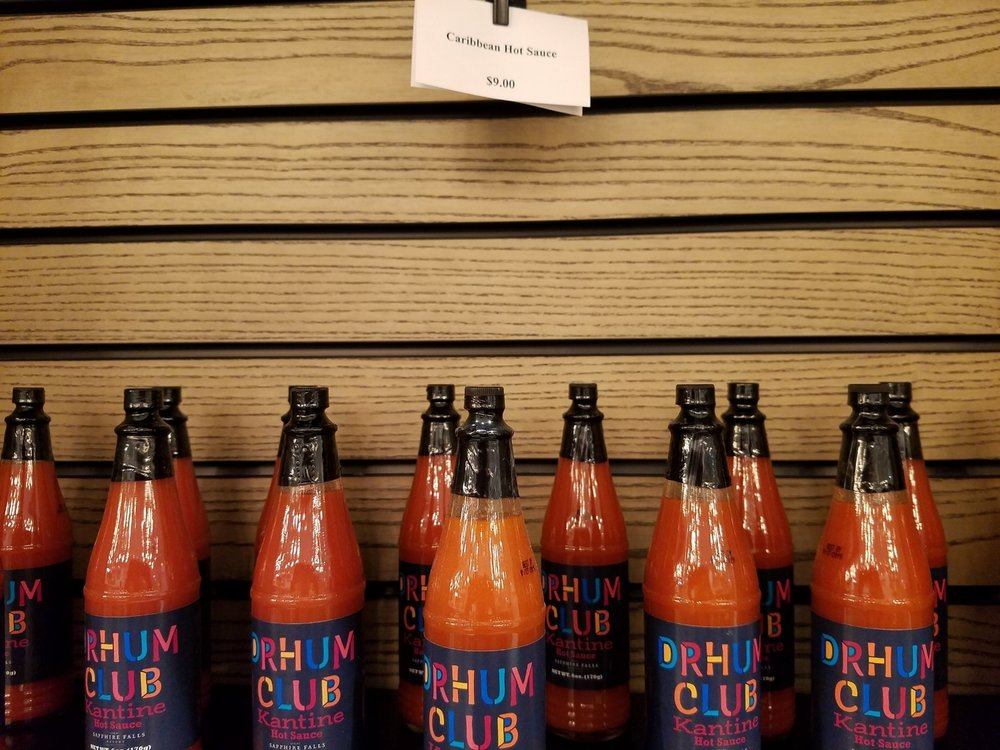 Drhum Club Kantine Hot Sauce at New Dutch Trading Co.