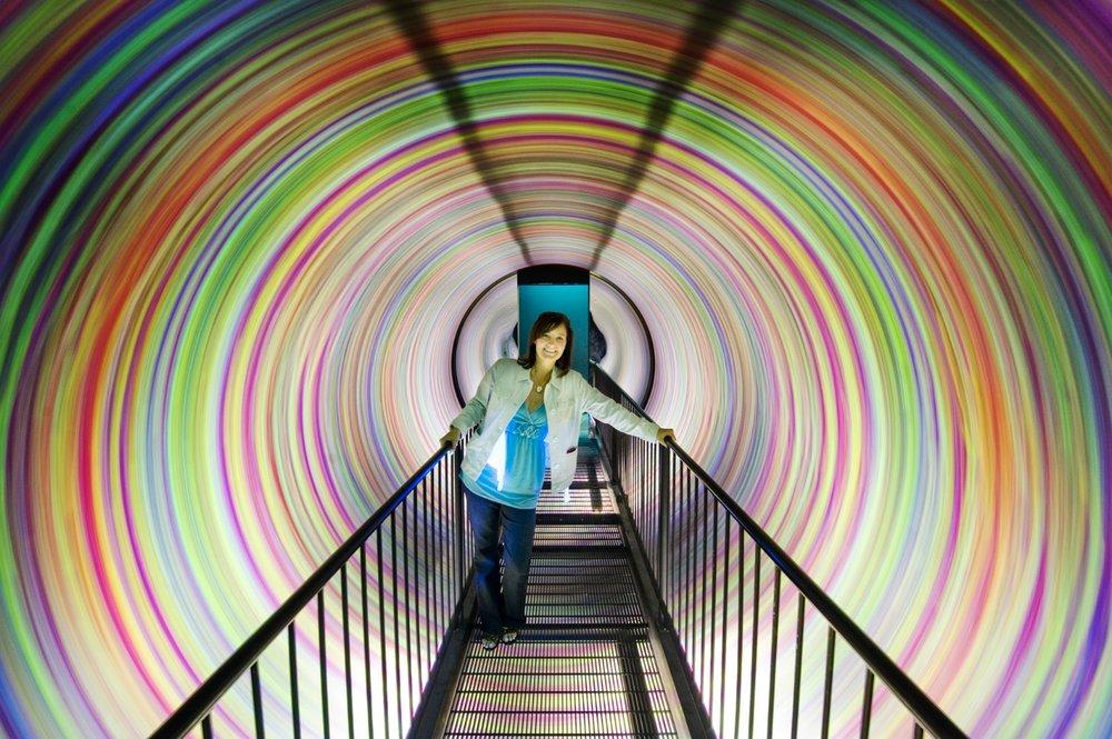 WonderWorks Inversion Tunnel