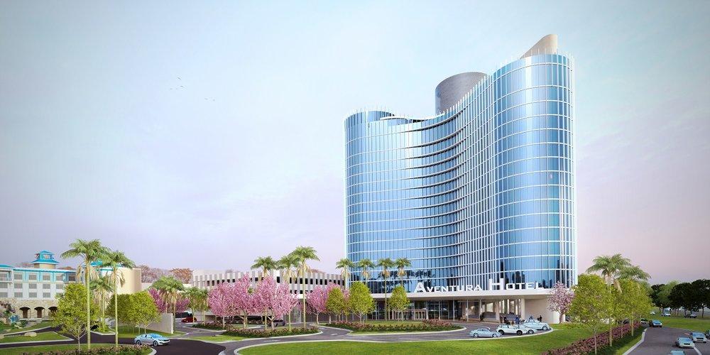 Universal Aventura Hotel Entry Level