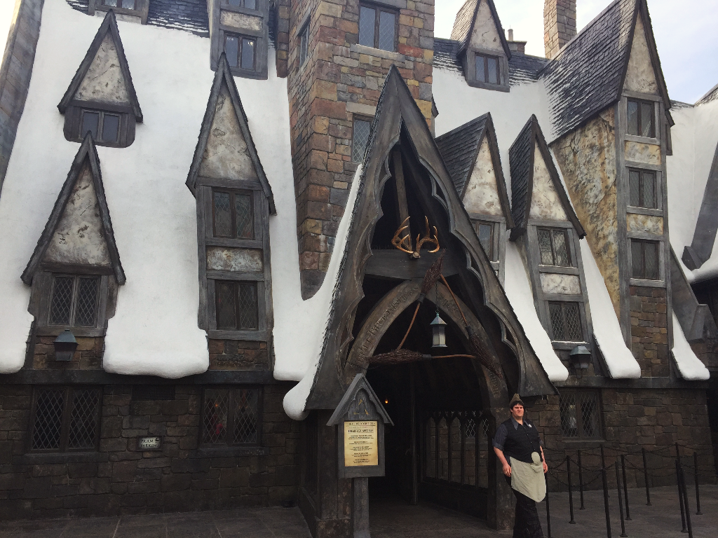 Three Broomsticks Menu Prices Theming And More Uo Fan