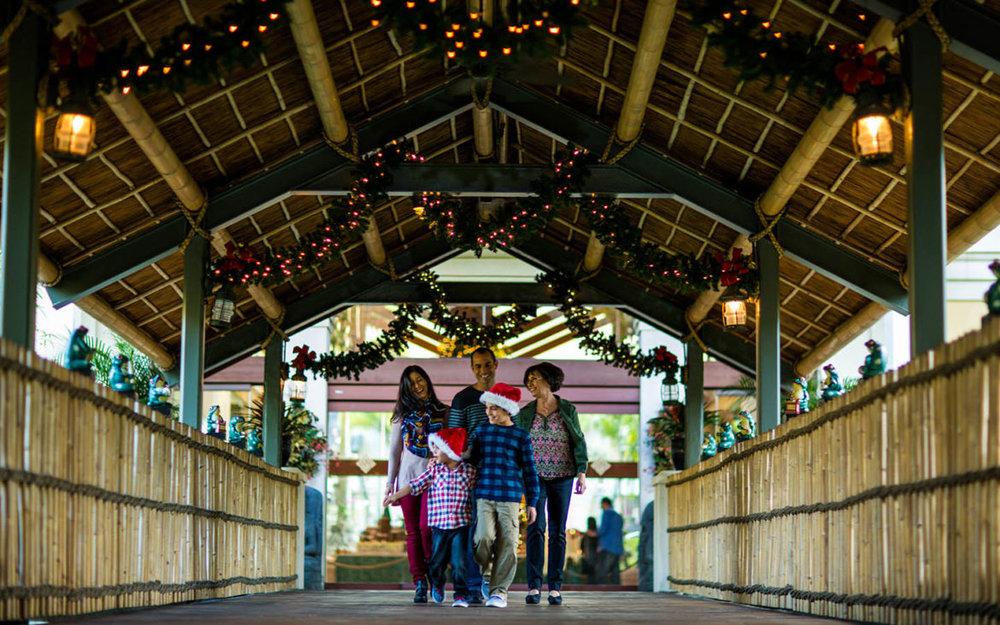 Universal Orlando Resort is a great place to celebrate the holidays. Image credit: Universal Orlando Resort.