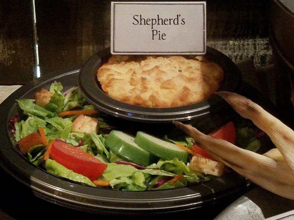 Shepherd's Pie at the Three Broomsticks
